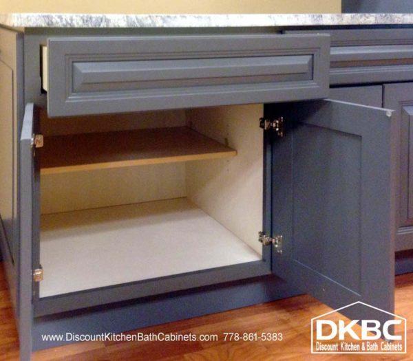 DKBC Cambridage Steel Gray P45 Base