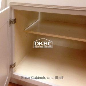 Base cabinet P10