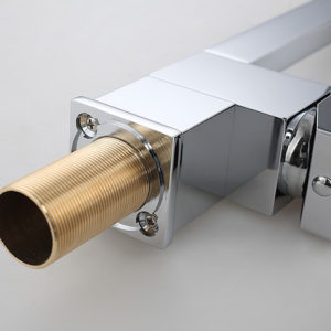 One Hole Lavatory Bathroom Faucet (BLFJ002)