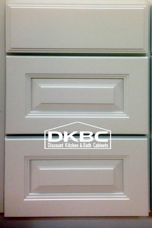 DKBC Cambridge Taupe Gray P46 drawer