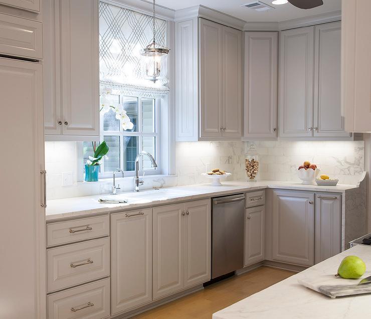 Cambridge Taupe Gray Kitchen Cabinets P46 Dkbc Discount Kitchen Bath Cabinets