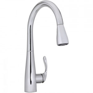 Taymor - Single handle kitchen faucet-DEVON-0