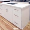 "24"" - 60"" High Gloss White Vanity (C30)"