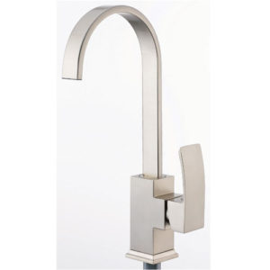 Kitchen/Bar Faucet with Swivel Spout (56147NN)-4241
