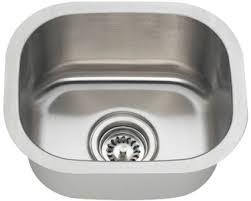 DKBC 1618 Stainless Steel Kitchen Bar Sink (KUS_M1512)