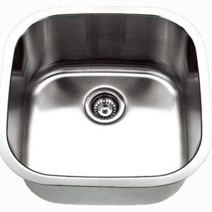 DKBC 1618 Stainless Steel Kitchen Bar Sink (KUS_M1618)