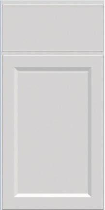 Cottage white door style
