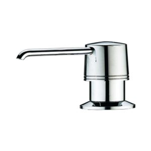 Chrome Head Soap Dispenser PL-GBSD25-0