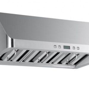 """DKBC KH300 – 30"""" Stainless Steel Under-Cabinet Range Hood"""