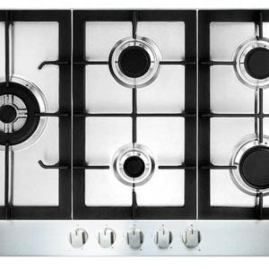 "PLKC30 - 30"" Stainless Steel Gas Cooktop-0"