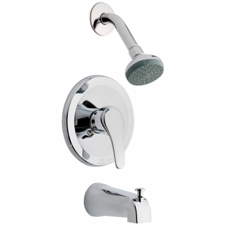 Taymor Tub & Shower Faucet INFINITY 06-9966AS-0
