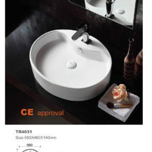 Bathroom Vessel Sink BVST4031-0