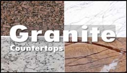 granite countertops a big selection