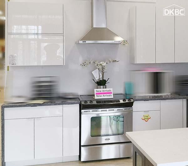 Euro Glossy White Kitchen Cabinets S30-EU   DKBC-Discount ...