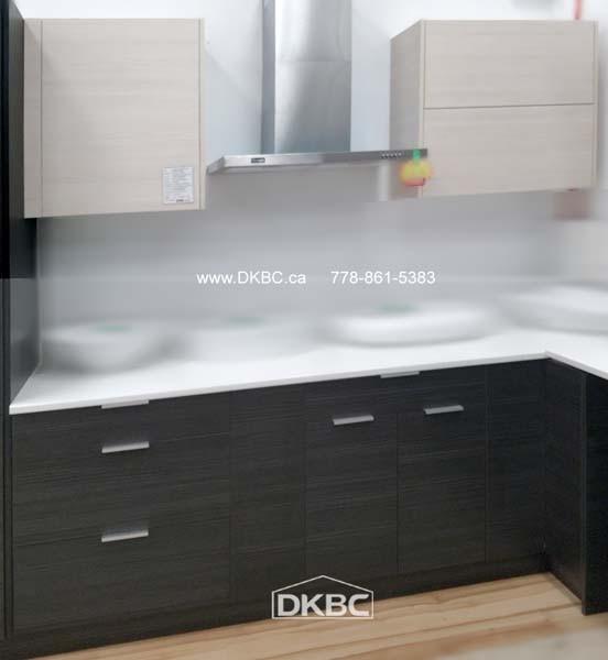 Beach Sand Textured Laminate Kitchen Cabinets J69 | DKBC ...