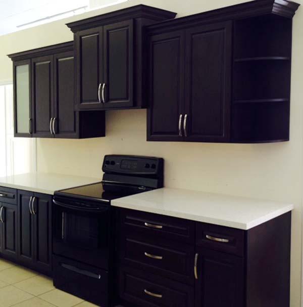 Elegant Cambridge Espresso Kitchen Cabinets K35 Dkbc Discount Kitchen Bath Cabinets