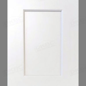 Q10-Solid wood shaker white cabinet