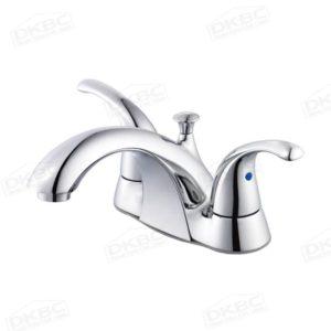 2-handle lavatory faucet